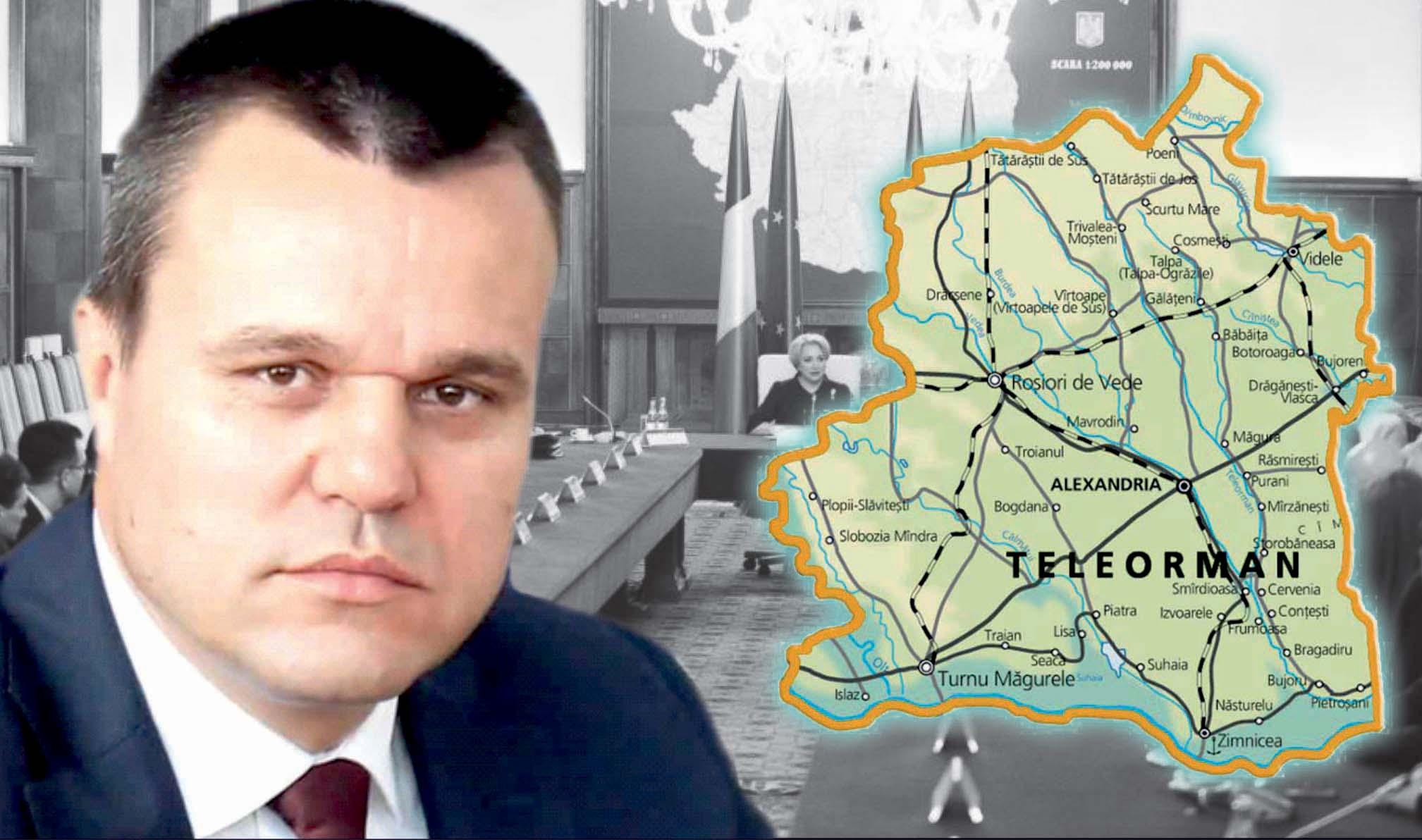 """Senatorul Eugen Pîrvulescu, alături de primari: """"Guvernul Dăncilă a împărțit """"sărăcia"""" primăriilor din Teleorman!"""""""