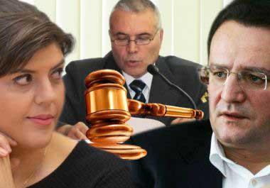 Puiu Aurel i-a dat în judecată pe Koveşi şi Maior. Fostul şef al Gărzii Financiare din Teleorman cere daune de 2 milioane de euro