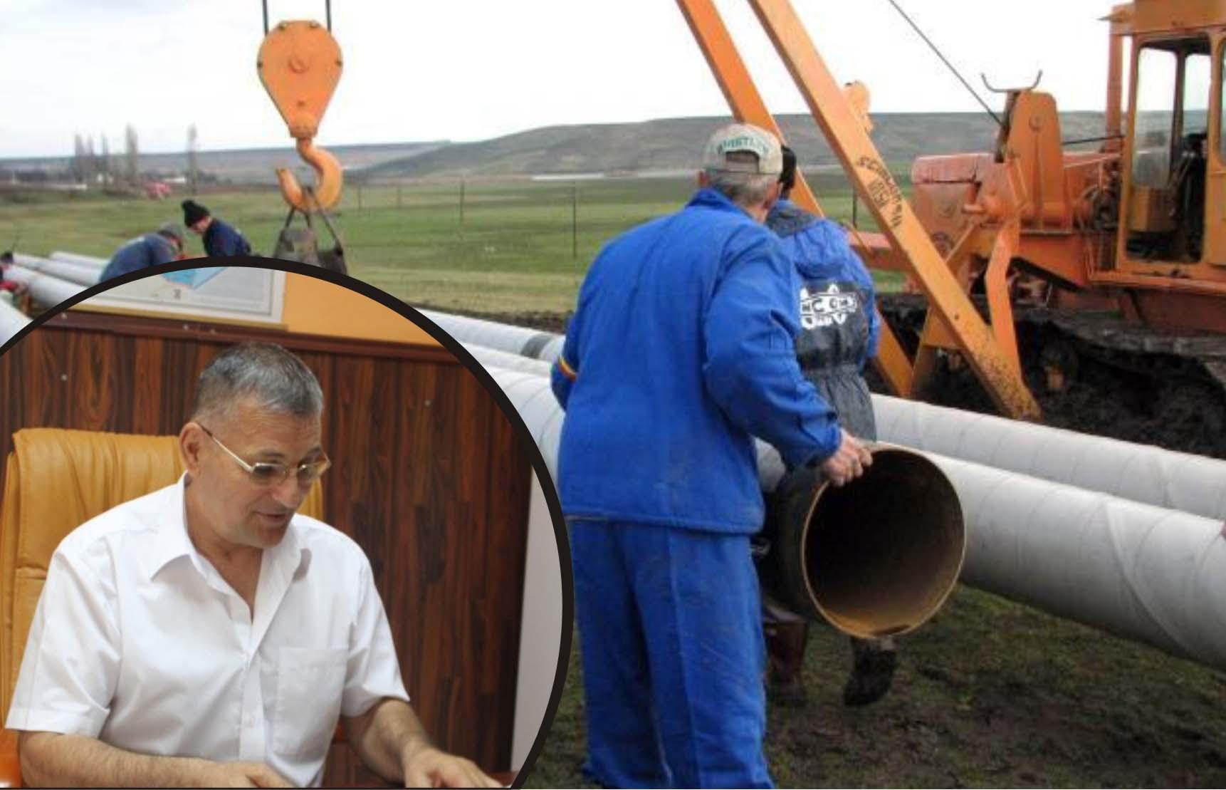 Comuna Poroschia va fi racordată la reţeaua de gaze naturale. Primăria a depus solicitare pentru emiterea acordului de mediu