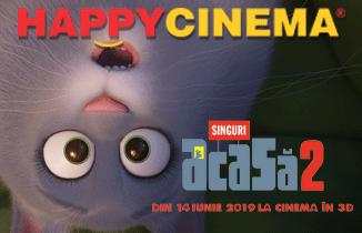 Programul filmelor la Happy Cinema Alexandria, perioada 14-20 iunie