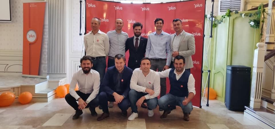 Aurel Fierăscu, ales preşedinte al PLUS Teleorman. Noul lider spune că PLUS este o alternativă sănătoasă și credibilă la actualul peisaj politic local