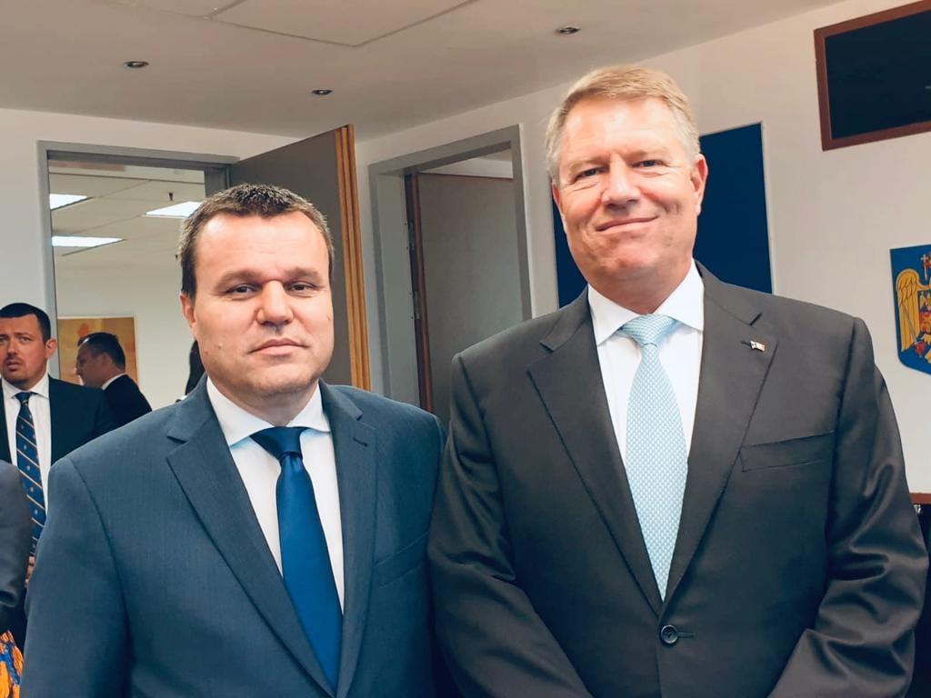 Funcționalitate și normalitate, repere asumate de președintele Iohannis