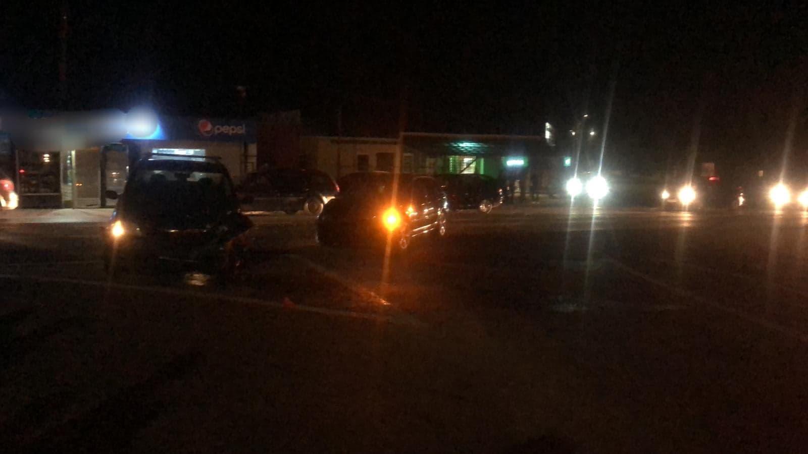 Accident pe E70, în comuna Vităneşti. Un copil de 3 ani şi părinţii acestuia au ajuns la Spital