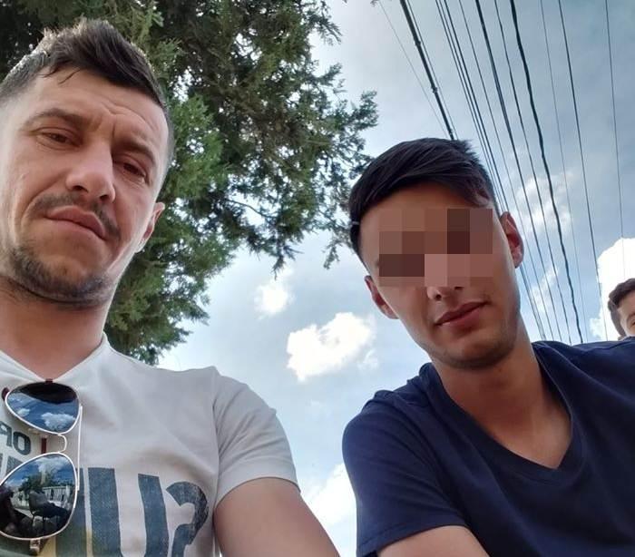 Bărbat din Scrioaştea, condamnat pentru lovirea jandarmeriţei, la protestul diasporei. Tănase Claudiu a primit 2 ani şi 120 de zile de muncă