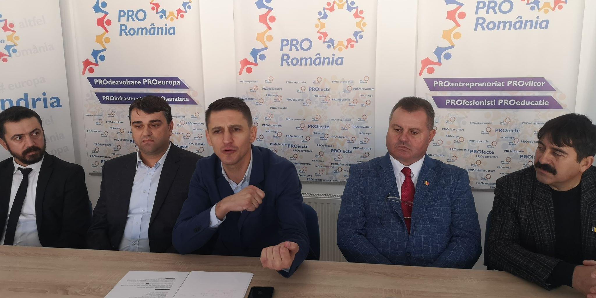 """Dumitru Goldbach, preşedintele PRO România-Teleorman: """"Încercăm să creştem încet, dar sănătos!"""""""