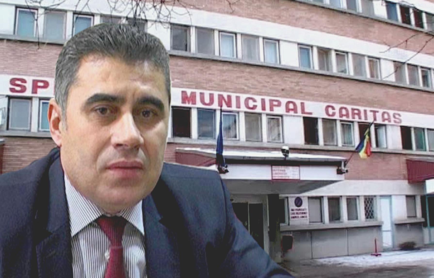 Greva judecătorilor îl scapă pe Alexe Lucian, managerul Spitalului din Roşiori, de o decizie finală, în procesul în care este acuzat de corupţie