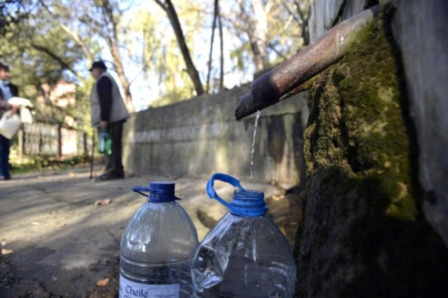"""Primăria Alexandria avertizează cetăţenii: """"Apa izvorului, din zona Pasarela, peste râul Vedea, NU ESTE POTABILĂ"""""""