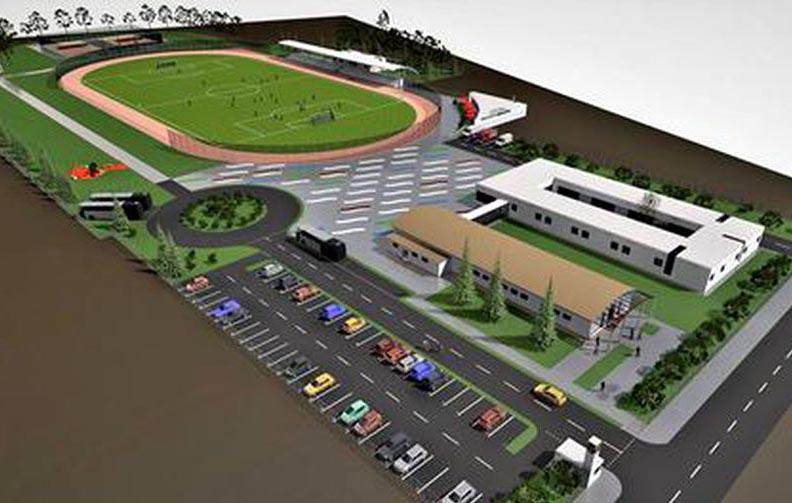 Bază sportivă nouă, în oraşul Videle, prin Compania Naţională de Investiţii